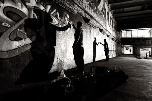 street tunnel artists